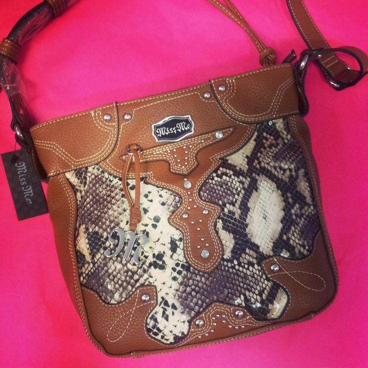 Miss Me Purse snake Www.chocolateshoeboutiquefl.com