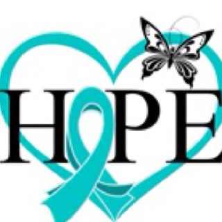 19 best ovarian cancer awareness images on pinterest ovarian rh pinterest com Ovarian Cancer Awareness Ovarian Cancer Awareness