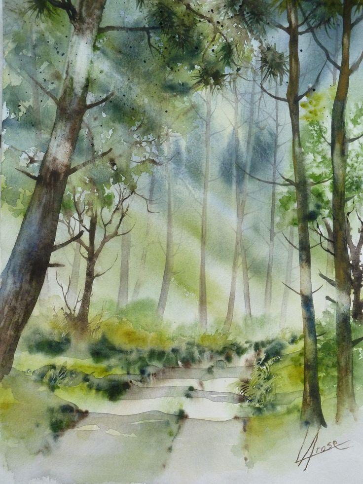 18 top peinture aquarelle - photo #3