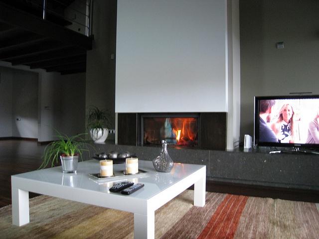 Chimenea quento modelo elena con stuv 21 105 by - Chimeneas quento ...