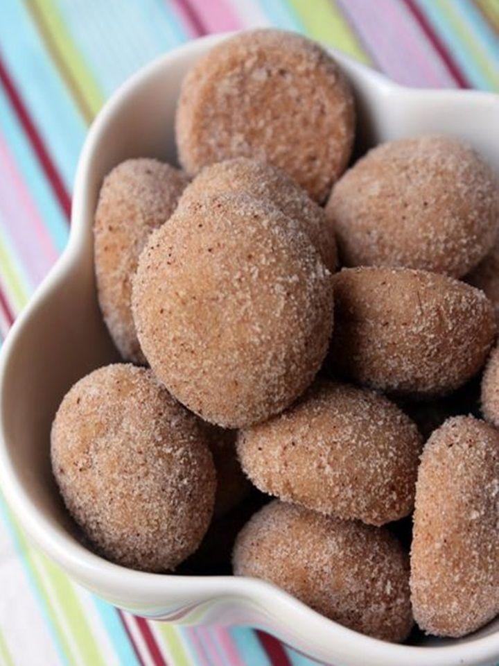 Biscoitos viciantes de canela – Caderno de Receitas