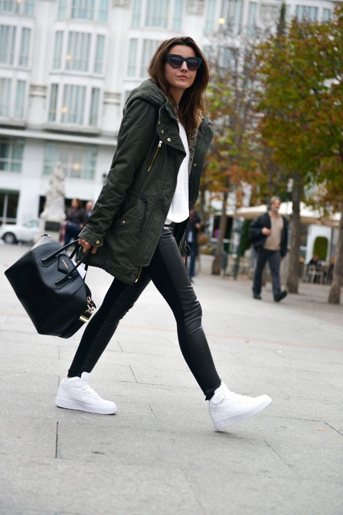 Parka Time (Lovely Pepa By Alexandra). Nike Air Force 1 ...