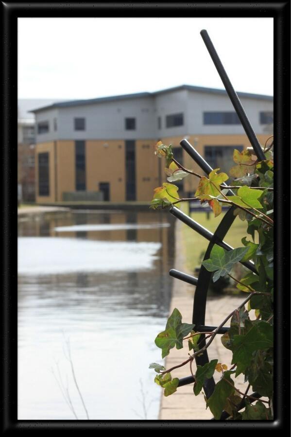 Stoke canal walk