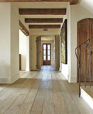 amazing floors - bleached oak