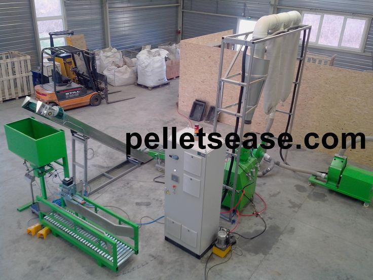88 best Lignes automatiques de production de pellets    www