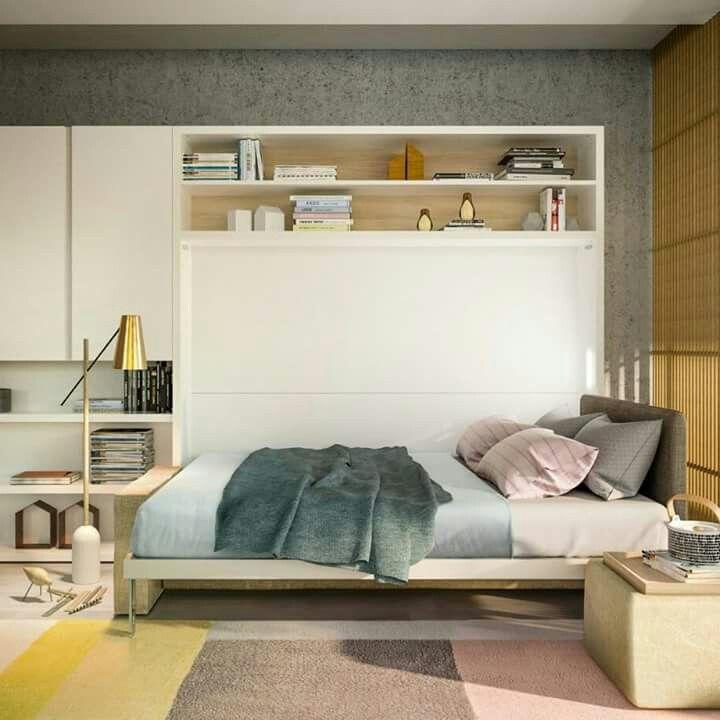 Oltre 25 fantastiche idee su letto a scomparsa ikea su - Mobili letto scomparsa ikea ...