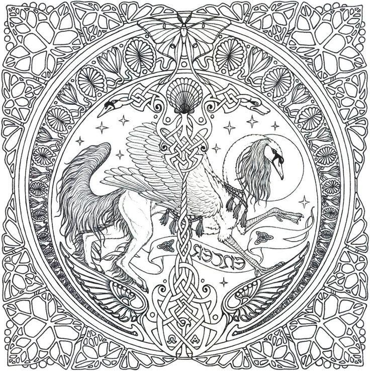 Free Online Mandala Coloring Pages Fresh Plex Coloring Pages For Adults Bing Images Mandala Coloring Pages Animal Coloring Pages Celtic Mandala