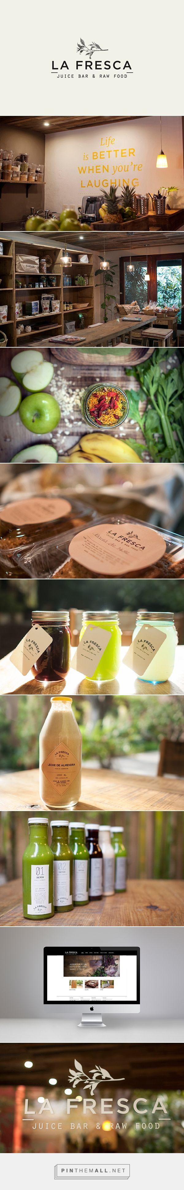 La Fresca Branding on Behance | Fivestar Branding – Design and Branding Agency & Inspiration Gallery | Professional Logo and Website Design