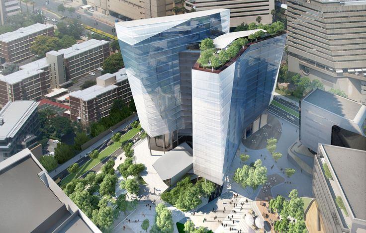 Alice Lane Phase 3_Bowman Gilfillan - Paragon Architects - Johannesburg
