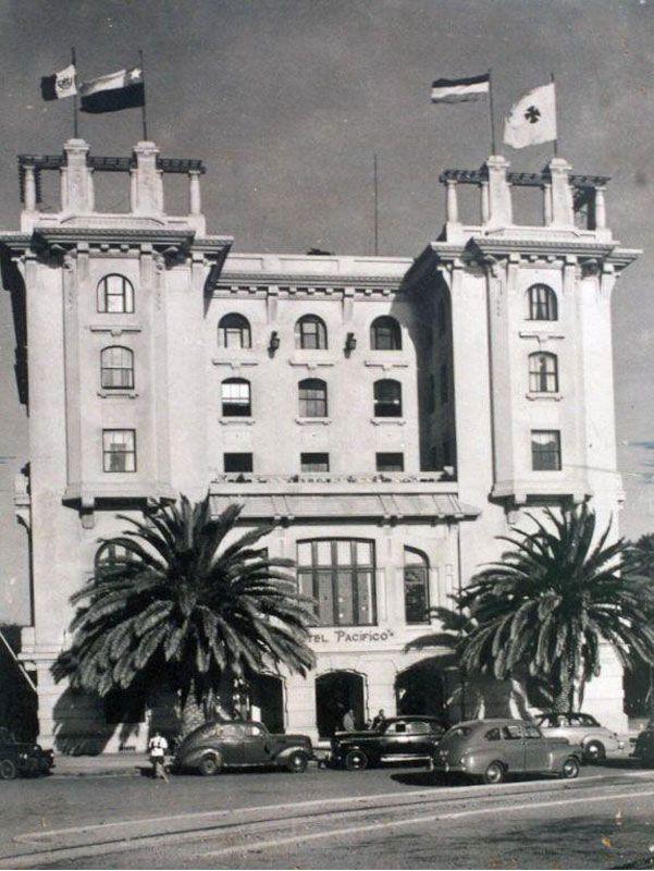 Hotel Pacífico, Arica