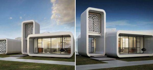 """Többen kísérleteznek épületnyomtatással, a médiumok egyre gyakrabban számolnak be merész projektekről, kínai házakról stb. Az esetek többségében azonban """"csak"""" a külső falakat printelik.   Az Egyesült Arab Emirátusok Nemzeti Innovációs Bizottsága tegnap jelentett be egy, az eddigieken túlmutató új projektet. A..."""