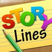 Story Lines  - hra, kdy hráči navazují na sebe a střídají se v přidání věty, její kresby, popisu obrázku....