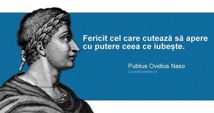 Citat Publius Ovidius Naso