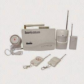 MAROC ESPION: System Alarm Maison -  SANS FIL & ALERTE DE GAZ