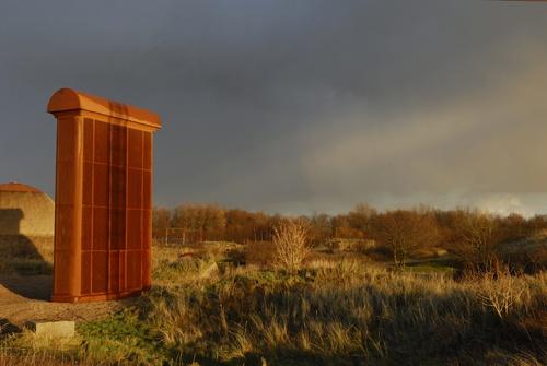 Landschap als schilderdoek - De Nollen Den Helder