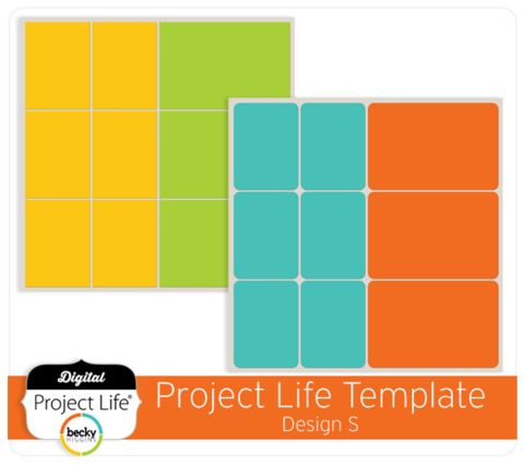 31 best project life templates images on Pinterest Patterns - project design template
