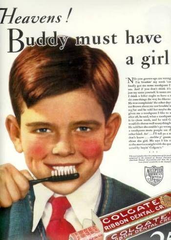 toothpaste advertisements for men | Vrouw kiest voor man met volle haardos – arme kale man