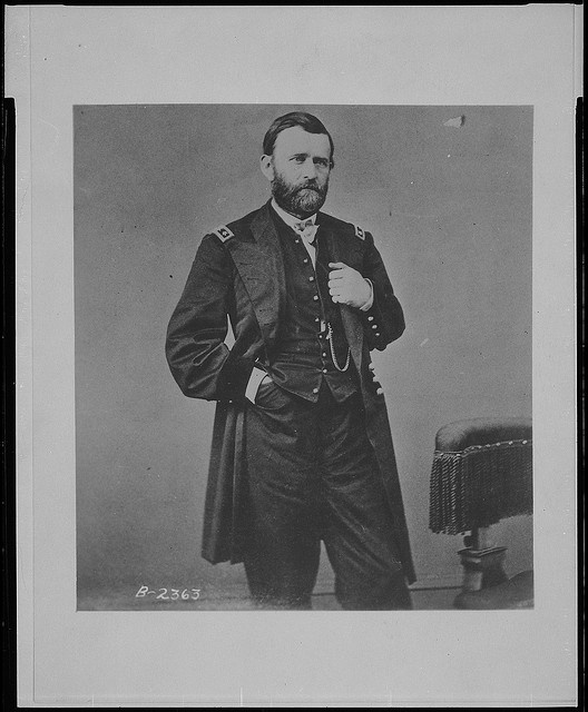ulysses s grant leadership essay Free essay: ulysses s grant american general and 18th president of the united states of america, ulysses s grant, was a master war strategist who won the.