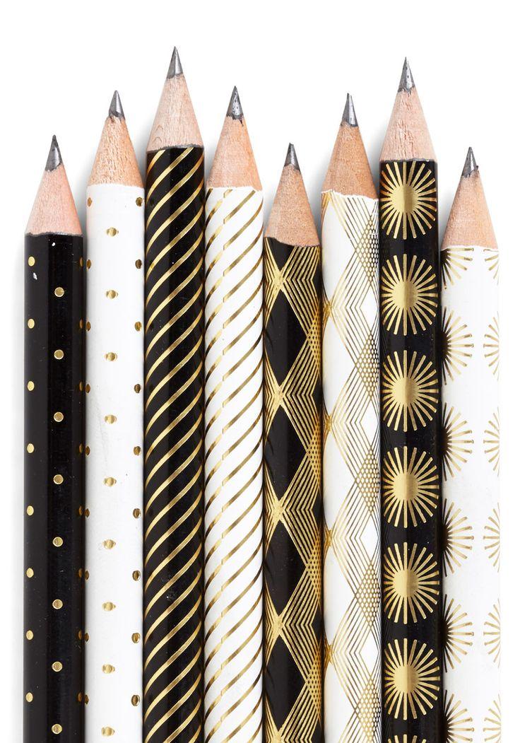pattern pencils