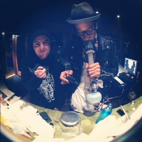 mac miller & wiz kalifah