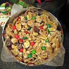 White Chocolate Party Mix - made a lot of this last Christmas (great with dried cranberries added).