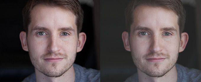 how to make digital photos look like film in lightroom