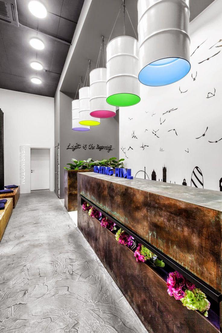 908 Best Green Commercial Design Images On Pinterest Shops Restaurant Inte
