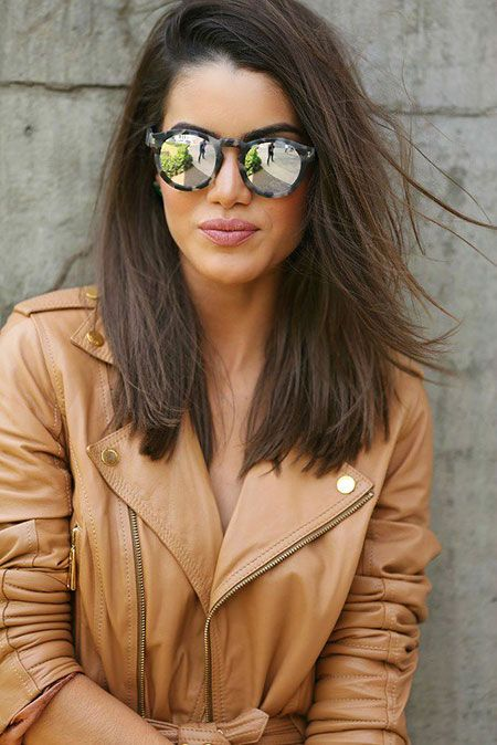 23 Best Brunette Bob Hairstyles 2017