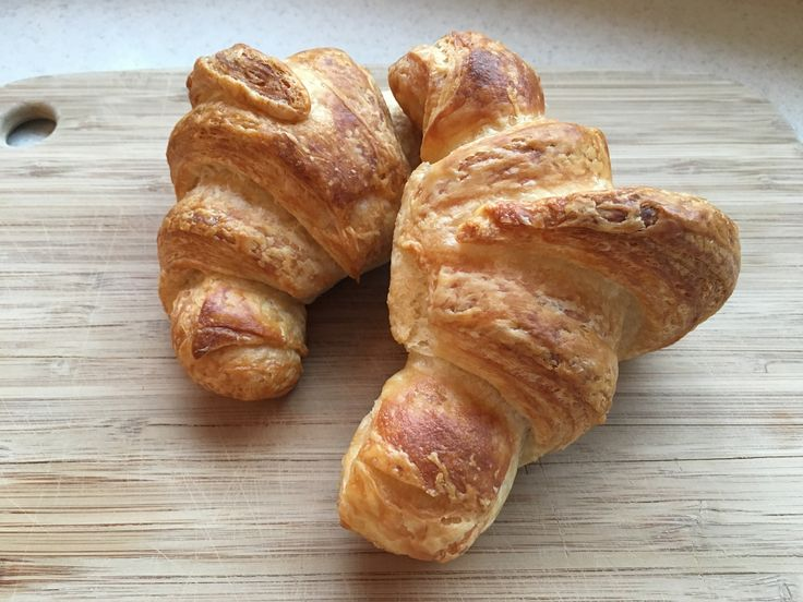 Home made Croissants