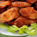 Superbowl Bones-to-Be Chicken Wingettes. We know there is a wing shortage, but if you happen to have some... try this Atkins-friendly recipe. Only .4g Net Carbs!