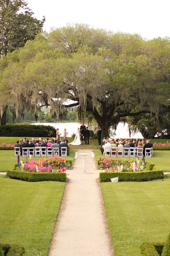 Charleston Weddings - Middleton Place via Loren Routhier Photography