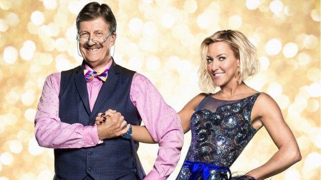 Strictly 2014 stars say goodbye to Tim Wonnacott