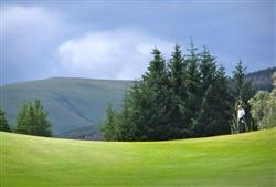 Muckhart Golf Course Scotland