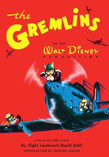 The Gremlins by Roald Dahl http://www.amazon.com/dp/1593074964/ref=cm_sw_r_pi_dp_3x6xwb13T34FR