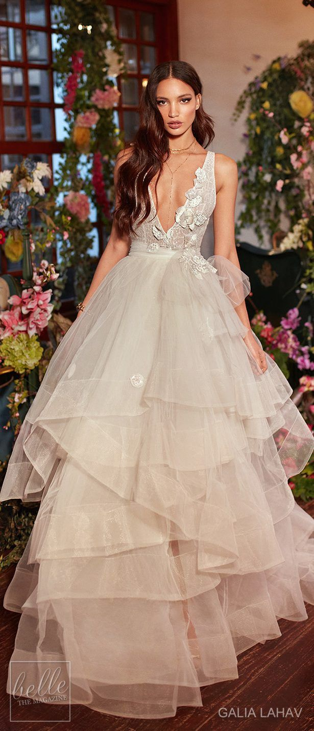 Galia Lahav Couture Bridal Florence by Night - Mila Wedding Human hair