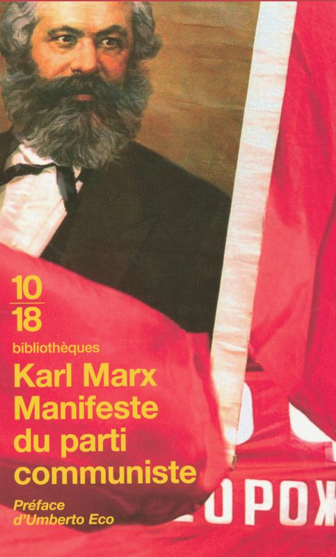 Manifeste du parti communiste - Karl MARX
