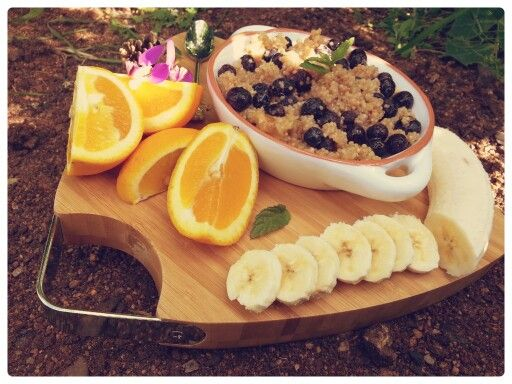 quinoa & porridge recipe by Lorna Jane - book - More.