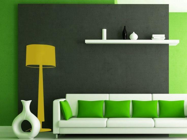 Piantana classica > Collezione Oggetti #wallstickers #mycollection #room #colour #design #home #office #living #stuff #light