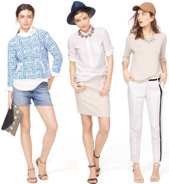 J.Crew - Check out their store located in Biltmore VIllage, just a few blocks from the DoubleTree Biltmore!