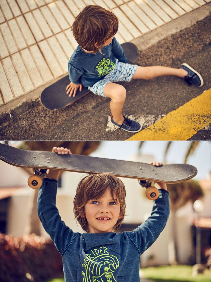 SUMMER COLLECTION-JONGENS | 4 - 14 jaar-KINDEREN | ZARA Nederland