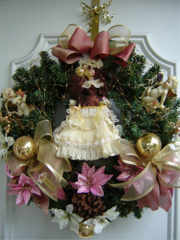 17 Best Images About Victorian Wreaths On Pinterest