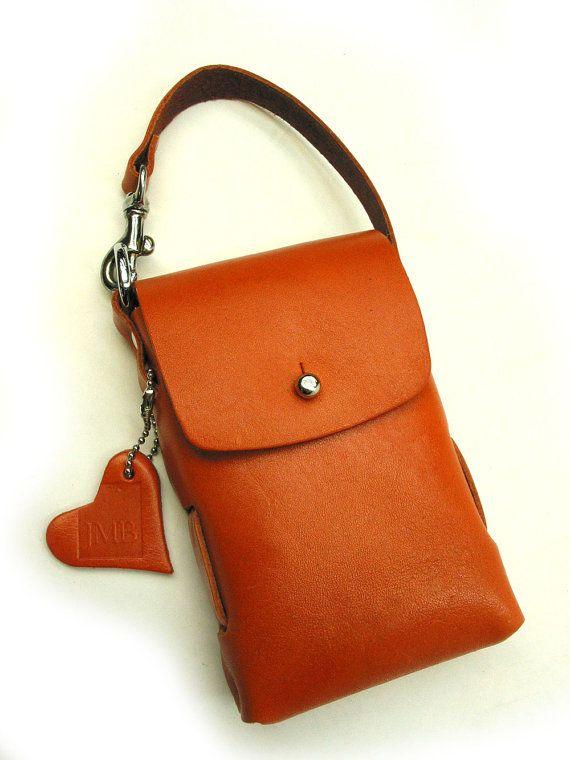 Bianca phone purse by JMB Canada on Etsy