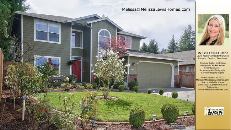 Melissa Lewis-Hutton's listing at 307 NE 132nd St Vancouver, WA
