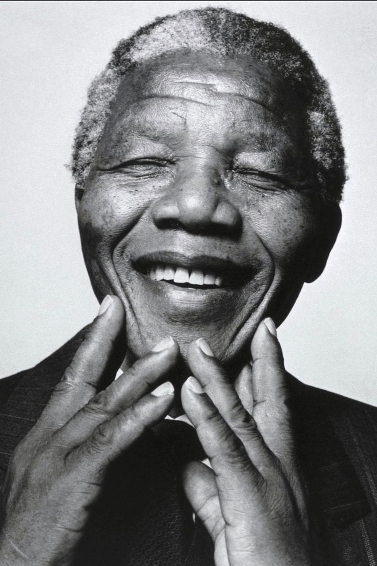 Nelson Mandela. 1st President of South Africa (1994-1999). Born Rolihlahla Mandela 18 July 1918, Mvezo, Cape Province. Died 5 December 2013 Johannesburg