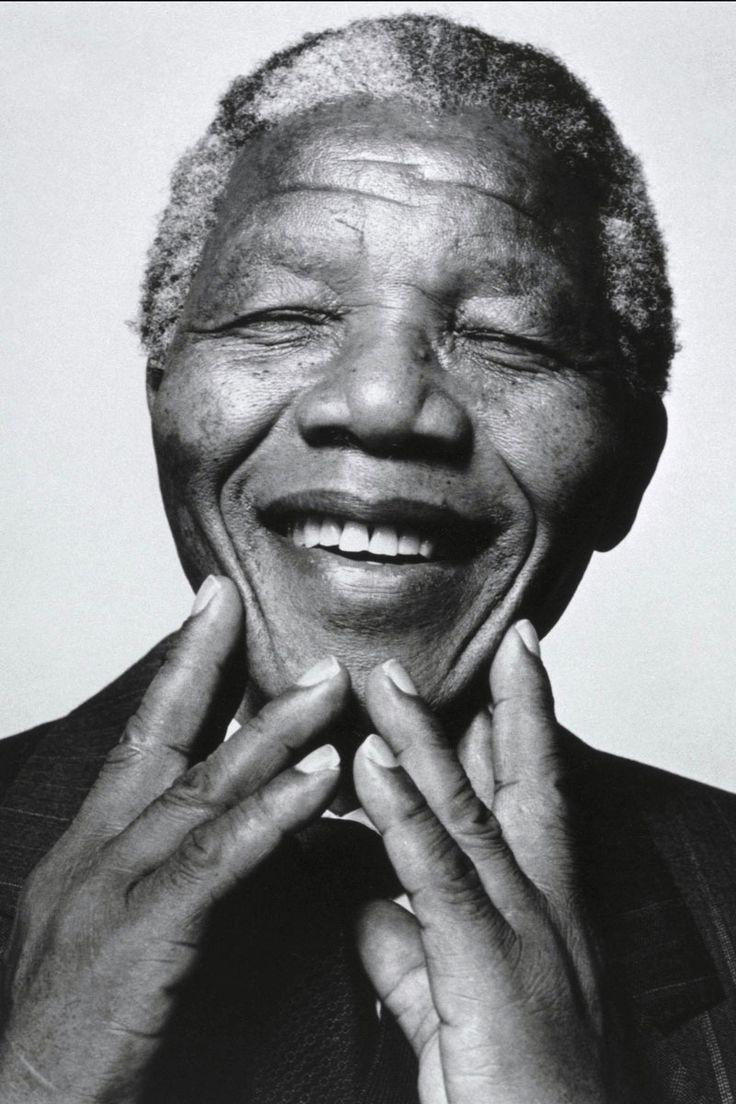 Nelson Mandela. 1st President of South Africa (1994-1999). Born Rolihlahla Mandela 18 July 1918, Mvezo, Cape Province. Died 5 December 2013 Johannesburg