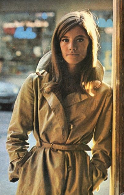Françoise Hardy- trench