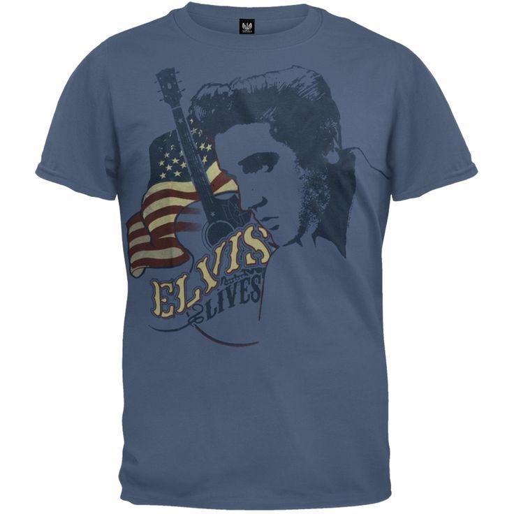 Elvis Presley - Elvis Lives T-Shirt