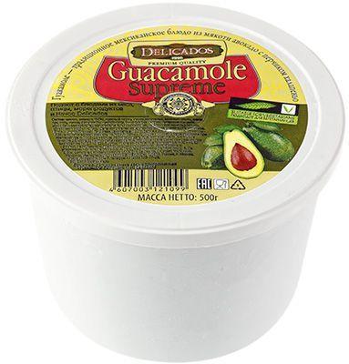 Размораживать в холодильнике в течение 24 часов.  Гуакамоле - традиционное блюдо мексиканской кухни. Очень полезный продукт, который на 87% состоит из авокадо. Красный перец чили и перец халапеньо и чеснок делают гуакомале достаточно острым блюдом.  Мексиканцы макают в соус гуакамоле чипсы начос. В России помимо чипсов в гуакамоле макают мясо и рыбу. Соус подходит к блюдам из овощей. Можно использовать как заправку к салатам,...
