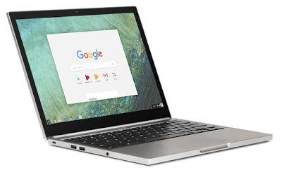 Cloudpoint blogi: Android sovellukset saapuvat Chromebookeihin