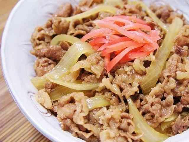 お肉ふっくら柔らか◆牛丼◆の画像